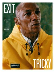 TRICKY:EXIT COVER