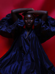 Appiok photographed by Sarah Doyle